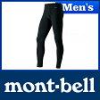 モンベル ジオライン EXP.タイツ Men's #1107522 [ モンベル montbell mont-bell | モンベル ジオライン タイツ | アンダーウェア メンズ | ヒート インナー ]