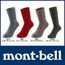 モンベル メリノウール アルパイン ソックス #1108643 [ モンベル mont bell mont-bell | モンベル 靴下 | モンベル ソックス...