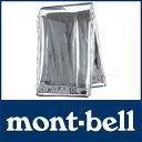 【エントリーでポイント10倍 6/25 20-24時限定】モンベル エマージェンシーシート #1124306 [ モンベル mont bell mont-bell | 防災用..