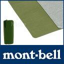 モンベル テントマット ドーム1用 [グリーン(GN)] #1124415 [ モンベル montbell mont-bell | モンベル テント | テント...