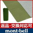 モンベル テントマット ドーム2用 [グリーン(GN)] #1124416 [ モンベル montbell mont-bell | モンベル テント | テント モンベル | モンベル ステラリッジ テント 他 2人用 テントマット ]