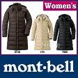 モンベル トラベルダウン ロングコート Women's #1101279 [ モンベル montbell mont bell mont-bell モンベル ダウンコート レディース | モンベル ダウン ダウンジャケット アウトドア キャンプ 関連用品 ][ spodcdw | spodcjk ]【送料無料】