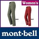 モンベル mont-bell コアスパン モレーンパンツ Women's #2105218