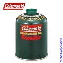 コールマン(Coleman)純正LPガス燃料Tタイプ470gキャンプシングルバーナーOD缶ODバーナーガス