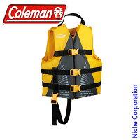 コールマン ウォータースポーツクラシック ユース (イエロー) 2000031254 キャンプ用品 春夏の画像