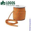 ロゴス 30m・ガイロープ(直径4mm×30m) 71993209 LOGOS ロゴス テント タープ オプション [P10] キャンプ用品