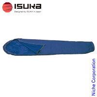 イスカ シュラフ ライナー サイドジッパー スーパーライト キャンプ アウトドア シーツ 起毛の画像