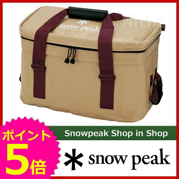 スノーピーク ソフトクーラー38/FP-138