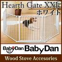 RoomClip商品情報 - ベビーダン ハースゲート XXL (ホワイト) [ HEARTH GATE BabyDan ハース ゲート ]