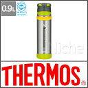 THERMOS 山専ボトル サーモス ステンレスボトル FFX-900 ライムグリーン