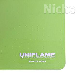 [ロゴサンプル]ユニフレーム(uniflame)fanまな板(ピンク)[691946]