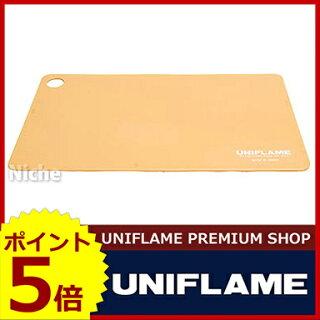 ユニフレーム(uniflame)fanまな板(オレンジ)[691915]