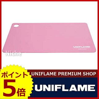 ユニフレーム(uniflame)fanまな板(ピンク)[691946]