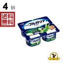 【冷蔵】明治 ブルガリアヨーグルト しゃきしゃきアロエ 4パックx4個