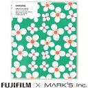 [フジフィルム]チェキ専用アルバムEvery day FLOWER FUJIFILM×MARK'S Inc.