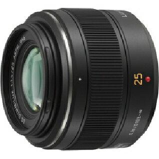 3年延長保証付[PANASONIC]LEICA DG SUMMILUX 25mm/F1.4 ASPH. H-X025