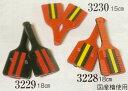 【お祭り用品】よさこい鳴子 鳴子 なるこ 日本舞踊 踊り用品鳴子(1対)3228赤