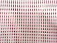 【祭り手拭】祭りてぬぐい(豆絞・赤)手拭い 豆絞り手拭い 長さ90センチ メール便不可