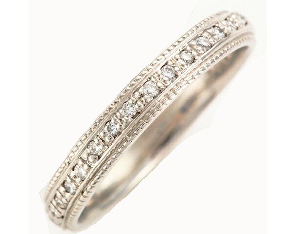 ★プラチナ900★女性用結婚指輪ダイヤマリッジリングの商品画像