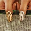 ネイルリング/指の指輪 チップリング ネイル 指先の指輪 爪...