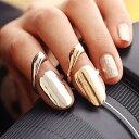 アートネイルリング チップリング ネイル 指先の指輪 爪の指...
