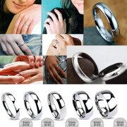 シンプルステンレスリング サイズ/09号/10号/11号/12号/13号/14号/15号/16号/17号/18号/20号/21号/23号/25号/26号/28号/31号/33号 指輪 ペアリング メンズ レディース サージカルステンレス316L 指輪 記念日 結婚 婚約 誕生日 エンゲージ 太い 細い 定番 マリッジ