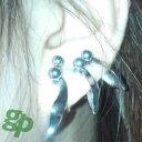 ナイトヘリックスシールドさんの耳のボディピアス写真☆ナイトヘリックスシールド /16ゲージ(GG)(M)