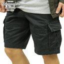 アバクロ ショートパンツ メンズ 正規品 Abercrombie&Fitch ボトムス ハーフパンツ カーゴパンツ CARGO SHORTS 10 INSEAM LONG-LENGTH 128-283-0818-900 買いまわり