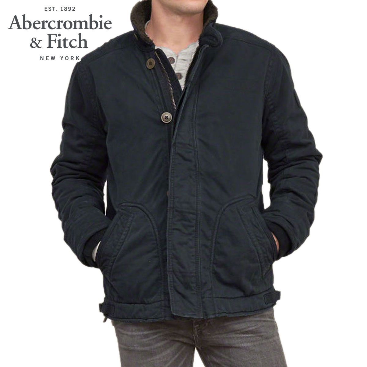 アバクロ Abercrombie&Fitch 正...の商品画像