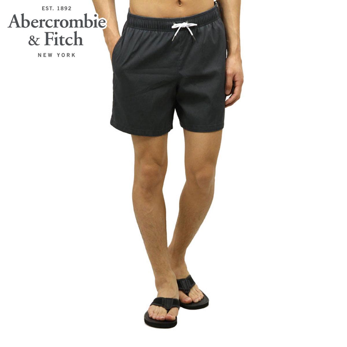 【ポイント10倍 9/21 20:00〜9/26 1:59まで】 アバクロ Abercrombie&Fitch 正規品 メンズ 水着 スイムパンツ CLASSIC TRUNKS Shorter 133-350-0562-900