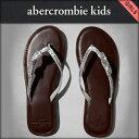 アバクロキッズ AbercrombieKids 正規品 子供服 ガールズ サンダル flip flops 254-213-0225-001