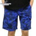 アメリカンイーグル ショートパンツ メンズ 正規品 AMERICAN EAGLE ボトムス AE PREP FIT PATTERNED SHORT 1131-5773 BLUE D20S30