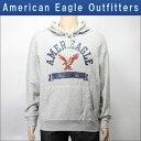 アメリカンイーグル AMERICAN EAGLE 正規品 メンズ パーカー HOODED POP OVER 1515-9832