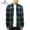 ショッピングネルシャツ アメリカンイーグル シャツ メンズ 正規品 AMERICAN EAGLE 長袖シャツ ネルシャツ AE Seriously Soft Flannel Shirt 2151-5010-788