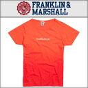 【スーパーDEAL商品 6/23 10:00〜7/4 9:59】 フランクリン マーシャル FRANKLIN&MARSHALL 正規販売店 メンズ 半袖Tシャツ CREW NECK TEE TSMVA299