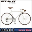 フジ FUJI 正規販売店 2015 自転車 BALLAD R (CROSS BIKE) AURORA WHITE 10P27May16