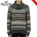 ホリスター セーター レディース 正規品 HOLLISTER Patterned Cowl Neck Sweater 350-507-0558-116 D20S30 敬老の日 プレゼント