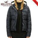 ホリスター アウター レディース 正規品 HOLLISTER ジャケット パファージャケット Sherpa-Lined Puffer Jacket 344-445-0570-200