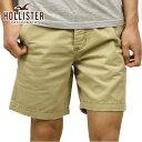 ショッピングホリスター ホリスター ショートパンツ メンズ 正規品 HOLLISTER ボトムス Hollister Beach Prep Fit Shorts Inseam 7 Inches 328-281-0487-044