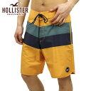 ショッピングホリスター 【ポイント10倍 4/18 10_00〜4/21 09_59まで】 ホリスター 水着 メンズ 正規品 HOLLISTER スイムパンツ Iconic Classic Fit Boardshort EPIC FLEX 333-340-0514-704 D00S20