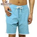 ショッピングホリスター 【販売期間 3/31 10_00〜4/2 09_59】 ホリスター 水着 メンズ 正規品 HOLLISTER スイムパンツ Classic Fit Stretch Boardshorts 333-340-0557-232