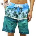 ショッピングホリスター ホリスター 水着 メンズ 正規品 HOLLISTER スイムパンツ Classic Fit Stretch Boardshorts Epic Flex 333-340-0542-216