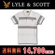 ライルアンドスコット LYLE&SCOTT 正規販売店 メンズ POLO SHIRT メンズポロシャツ アイボリー 10P07Feb16