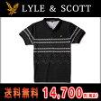 ライルアンドスコット LYLE&SCOTT 正規販売店 メンズ POLO SHIRT メンズポロシャツ ブラック 10P07Feb16
