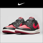 ナイキ NIKE 正規品 メンズ 靴 シューズ AIR JORDAN 1 RETRO LOW OG - BRED - BLACK/VARSITY RED 705329-001