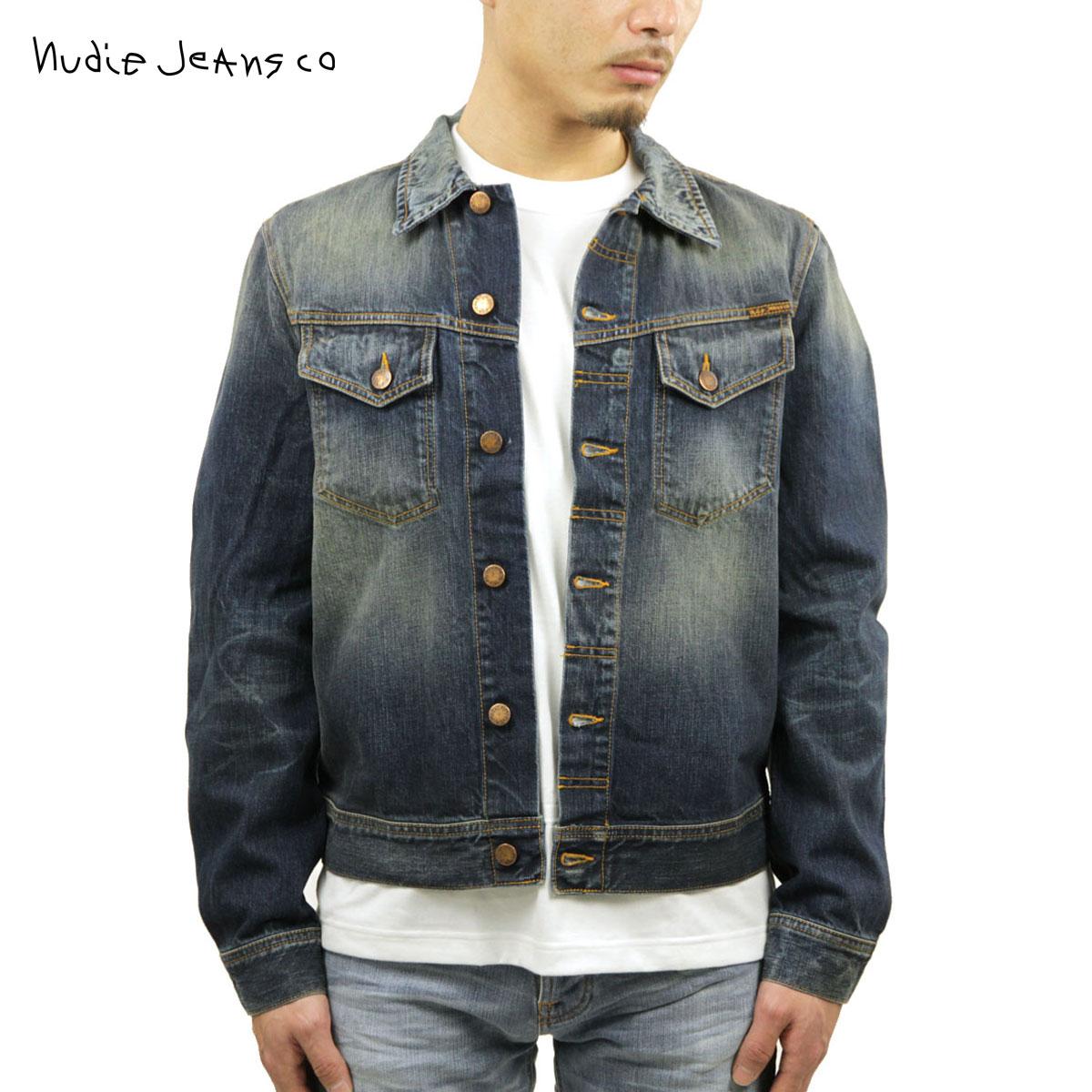 ヌーディージーンズ Nudie Jeans 正規販売店 メンズ アウタージャケット ヌーディージーンズ Billy Denim 160404
