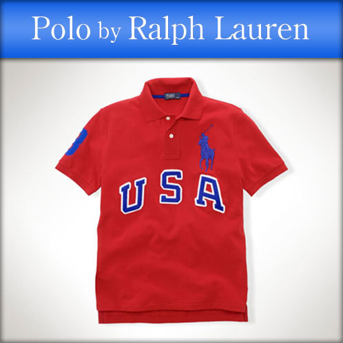 【35%OFFセール 4/21 10:00〜4/24 09:59】 ポロ ラルフローレン キッズ POLO RALPH LAUREN CHILDREN 正規品 子供服 ボーイズ ポロシャツ USA Big Pony Cotton Polo #19150686 RED