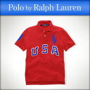 【35%OFFセール 3/16 10:00〜3/19 9:59】 ポロ ラルフローレン キッズ POLO RALPH LAUREN CHILDREN 正規品 子供服 ボーイズ ポロシャツ..