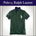 POLO RALPH LAUREN ポロラルフローレン 正規品 ビッグポニーポロシャツ グリーン 10P12May14