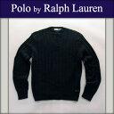 ポロラルフローレン POLO RALPH LAUREN 正規品 メンズ セーター V-Neck Sweater NAVY 10P22Jul14